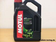 MOTUL 5100 4t SAE 10w-30 4 L (9,48 €/L)