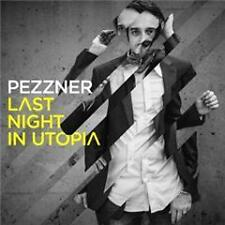 Last Night In Utopia von Pezzner (2013), Neu OVP, CD