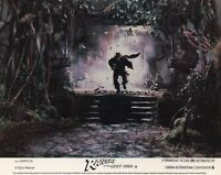 Raiders Of The Lost Ark  lobby card print # 3 - Harrison Ford  - 8 x 10 inches