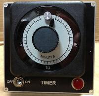 Henny Penny Fryer timer  Part 18301  208/240v