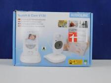 Audioline V 130 902735 Video Babyphone Babyfon mit Nachtlicht Sicherheit