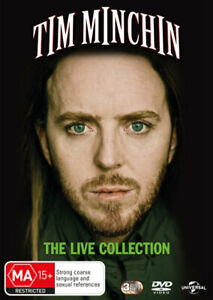 TIM MINCHIN: THE LIVE COLLECTION (2016) [NEW DVD]