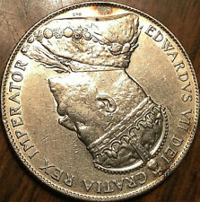 1904H NEWFOUNDLAND SILVER 50 CENTS - Fantastic Uncirculated details - Cleaned