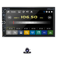 """7"""" 2Din Touch Screen Car Stereo Sd Dvd Player Radio with Cd Usb Bluetooth+Camera"""