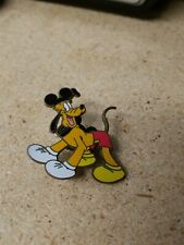 Disney Pluto Pin Real dressed up as Mickey Mouse Series