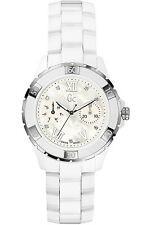 GUESS COLLECTION X69105L1S,Ladies,Diamonds On Dial,Sapphire,Screw Crown,100m WR