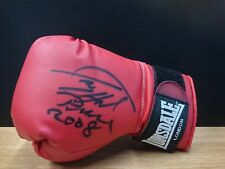 More details for larry holmes - wbc heavyweight champion - hand signed boxing glove