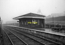 PHOTO  TONYPANDY AND TREALAW RAILWAY STATION IN THE 1960'S (2)