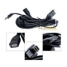 Set USB Adapter Cable for IPHONE 4S IPOD PIONEER CD-IU201N CDIU201N AppRadio 3