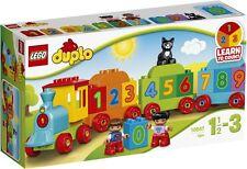 LEGO 10847 - IL TRENO DEI NUMERI - SERIE DUPLO