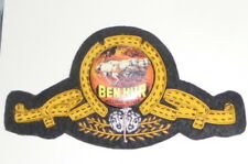 Ben Hur MGM Hollywood Heston Boyd Rome Roman Gladiator Battle Jacket Patch War X