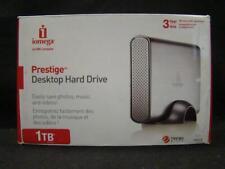 Iomega Prestige 1 TB,External,7200 RPM (34275) Hard Drive