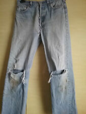 Levi 501xx worn distressed W29  x L28