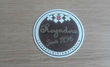 Reynders - Amsterdam - Dutch - Beermat