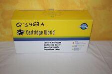 Toner Compatible Laser HP Magenta 63A Q3963A Laserjet 2550 2820 2840