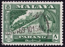 /PAHANG 1957 8c Isc#82 USED @E2488