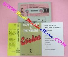 MC BOB MARLEY AND THE WAILERS Exodus 1977 france ISLAND 7250010 no cd lp dvd vhs