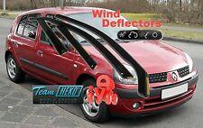 Renault Clio / Thalia  1998 - 2005  5.doors  Wind deflectors  HEKO  27121