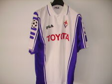 Match worn shirt Fiorentina Italian Repka ex West Ham Champions league