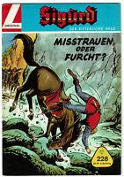 SIGURD Nr. 228 - Misstrauen oder Furcht ? - Walter Lehning Verlag (1958-1968)