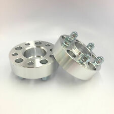 2 X Hub Centric Wheel Spacers 5X130 5X130 | 71.5 CB | 14X1.5 | 50MM For Porsche
