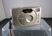 CANON IXUS M-1 35mm  Compact Point & Shoot Film Camera - 23mm  Autofocus