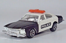 Corgi Buick Regal Police Squad Patrol Car Cruiser Scale Model 1975 1976 1977