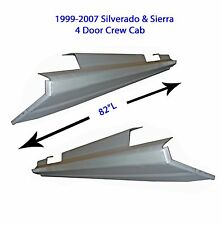CREW CAB CHEVROLET SILVERADO SUBURBAN 4 DOOR ROCKER PANELS 99-06 - 1 PAIR