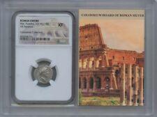 Mar. Aurelius Ad 161-180 Roman Empire Ar Denarius Ngc Xf40 Story Vault