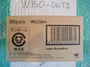 "STAR WARS - S.H.Figuarts Luke Skywalker (The Last Jedi) ""P-BANDAI Japan"""