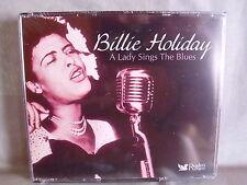 Billie Holiday- 3 CD-Box- Readers Digest- OVP