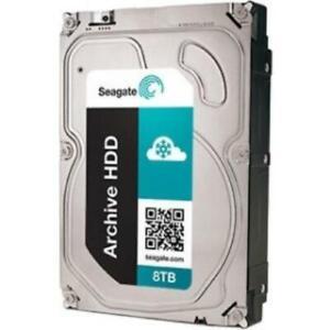 "Seagate Archive ST8000AS0002 8 TB Hard Drive - SATA [SATA/600] - 3.5"" Drive -"