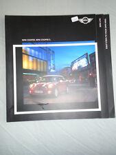 Mini range brochure 2006 Ed 2 Cooper & Cooper S prestige