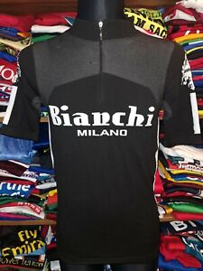 NEW BIANCHI EIDO CYCLING JERSEY SIZE L/XL TRIKOT SHIRT (p149)