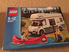 Lego Camper Van 60057 Retired Brand New And Sealed L@@K