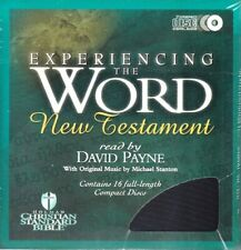 New Audio Bible 16 Cds! Experiencing the Word New Testament Hcsb (David Payne)