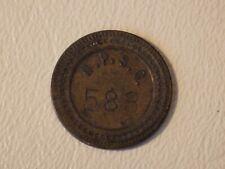 Old France Coin Token Medal - N.P.S.C. 583