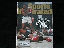MUHAMMAD ALI Sports Illustrated CENTURY'S GREATEST SPORTS PHOTOS Boxer BOXING