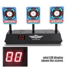 Electric Score Bullet Target Toy For NERF N-Strike Elite Blasters Kids Toy Gun