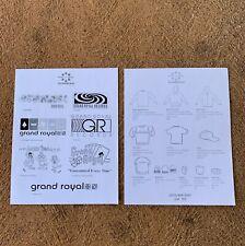 Beastie Boys Grand Royal Clothing Catalog