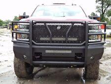 New Ranch Style Smooth Front Bumper 2015 2016 2017 Chevy 2500 3500 Silverado