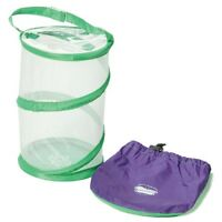 POP UP PORT A BUG mesh VIEWER with carry case  insects / creatures / minibeasts