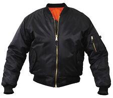 Nylon Winter Flight/Bomber Coats & Jackets for Men | eBay