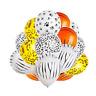 x20 Safari Jungle Animal Print Balloons Latex Birthday Decorations Balloon UK