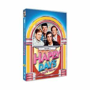 DVD Happy Days - Intégrale Saison 1 - Ron Howard, Henry Winkler, Tom Bosley, Mar