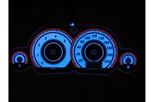 Ford Focus MK1 design 2 glow gauge plasma dials tachoscheibe glow shift indicato