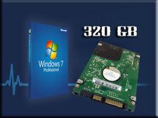 HP Compaq 6910p Laptop - 320GB Hard Drive - Windows 7 64-bit Loaded