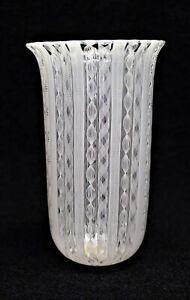 Murano Glass Vase Barovier & Toso Signed