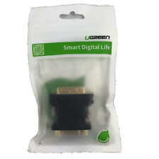 UGREEN DVI-I Male Analog (24+5) to VGA Female (15-pin) Adapter Dual Link PC