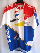 Maillot cycliste BANESTO Tour de France 1994 DELGADO camiseta vintage 8 XXXL